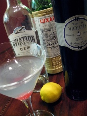 maraschino aviation gin