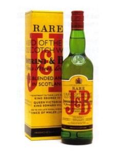 j&b whisky
