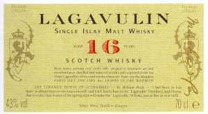 òagavulin 16 single malt classic