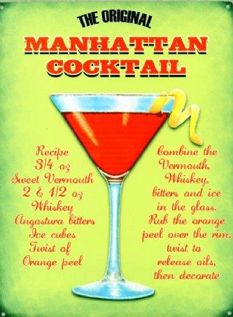 Manhattan cocktail at innkeeper 39 s lodge for Manhattan cocktail storia