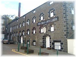 Oban Destillery
