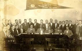 club de cantineros